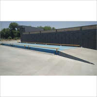 Mild Steel Iron Weighbridge