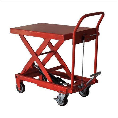 Hydraulic Scissors Lift Table