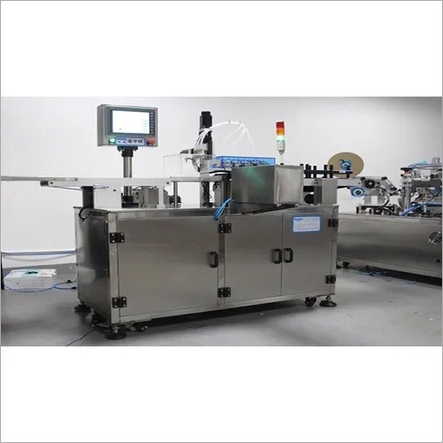 Mansi Semi- Automatic CO2 Gas Filling System