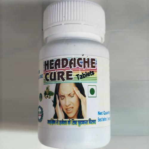 Headache Cure Tablets