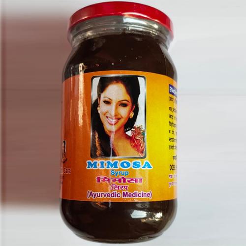 Mimosa Syrup