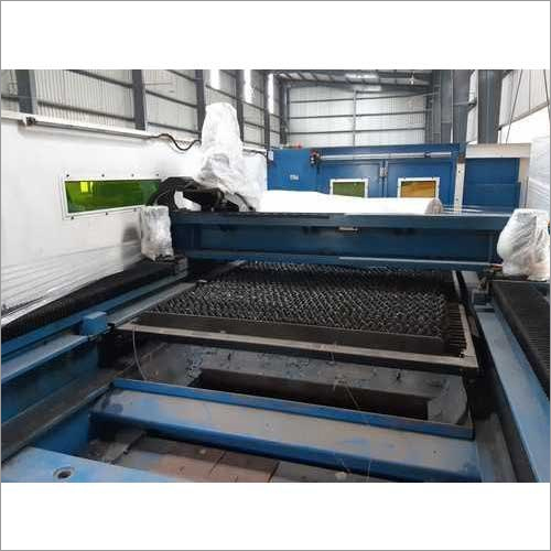 Used CNC Laser Cutting Machine