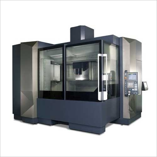 5 Axis CNC Vertical Milling Machine