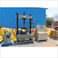 Valve Test Rig, Single Station Test Bench