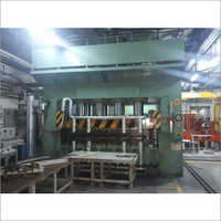 2000 Ton Compression Moulding Press Machine