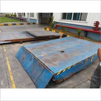 Used Hydraulic Dock Leveler