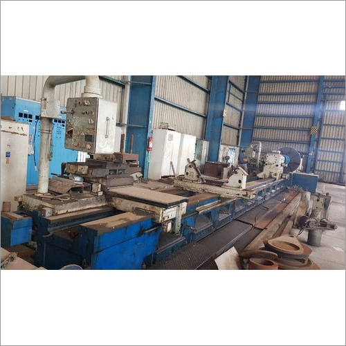 10mtr Heavy Duty Lathe