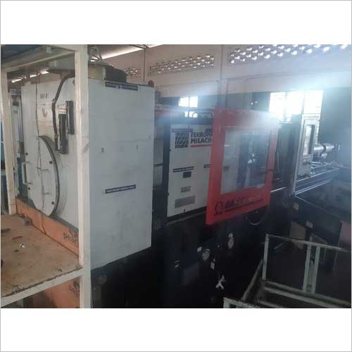 100 Ton Injection Moulding Machine