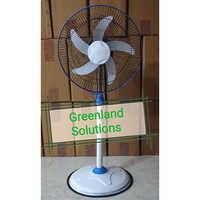 Solar 12V DC Stand Fan