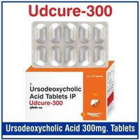 Ursodeoxycholic Acid 300mg