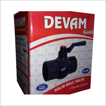 80mm Plastic Ball Valve