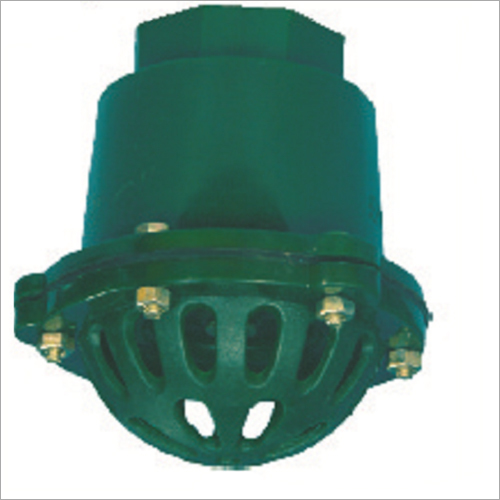 PP Green Foot Valve