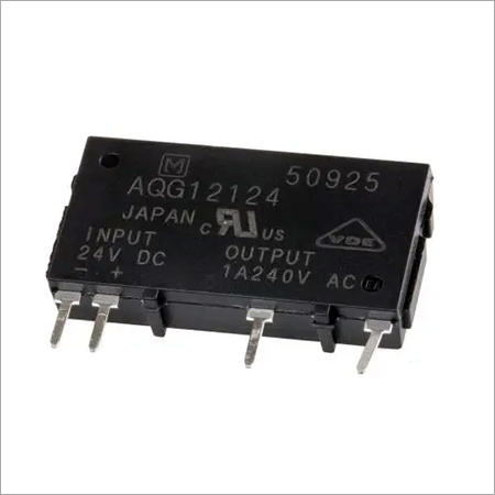 Solid State Relays - PCB Mount 1A 24V Non-Zero Cross