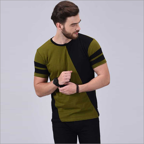 Mens Party Wear T- Shirt