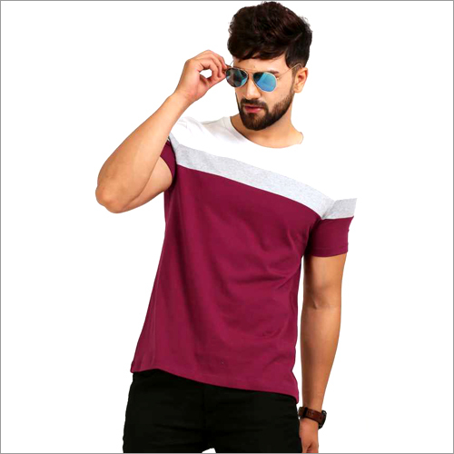 Mens Colour T-Shirt