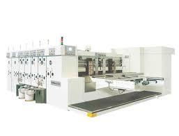 Automatic Flexo Printer Slotter Die Cutter