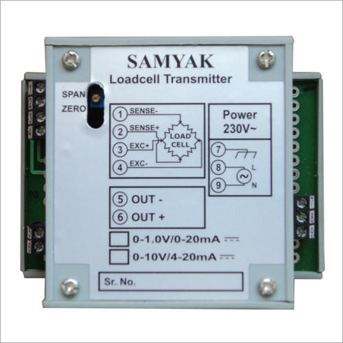 Load Cell Amplifier SMIT 1625