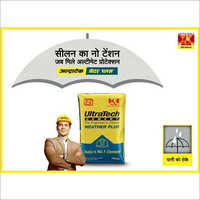 UltraTech Weather Plus Is A PPC Grade Cement