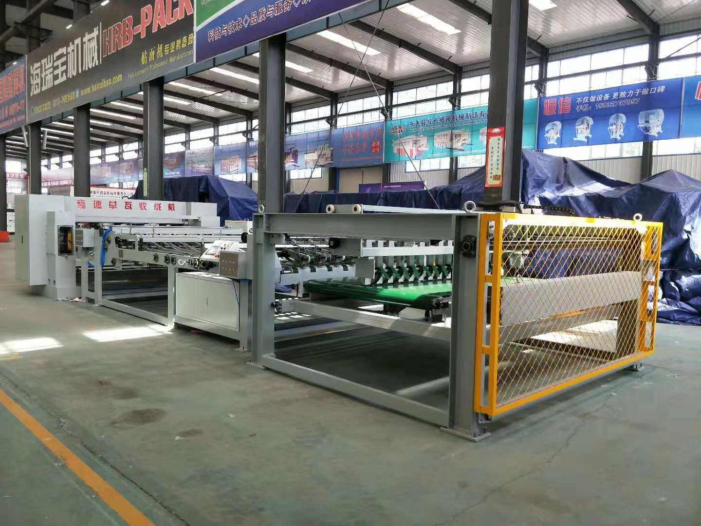 Nagpal High Speed Corrugation Line Machine