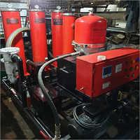 Industrial Turbine Oil Cleaning Machine