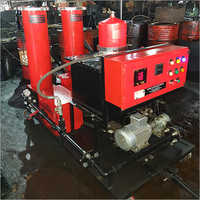 Industrial Quenching Oil Cleaning System