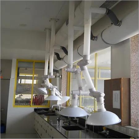 Polypropylene Laboratory Fume Extractor
