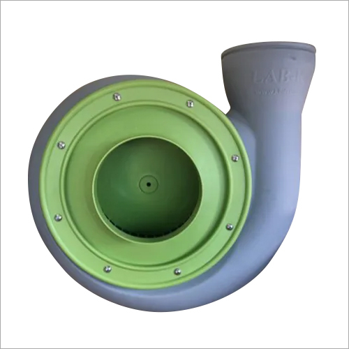 One Piece Molded Blower