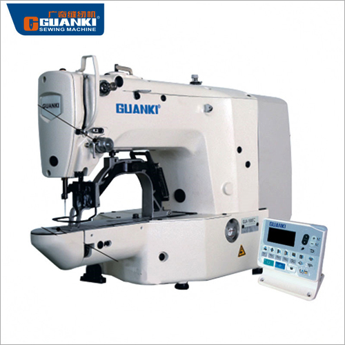 Automatic Electronic Bartacking Sewing Machine