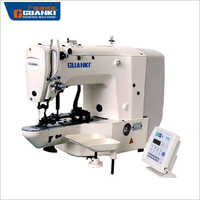 Industrial Electronic Button Sewing Machine