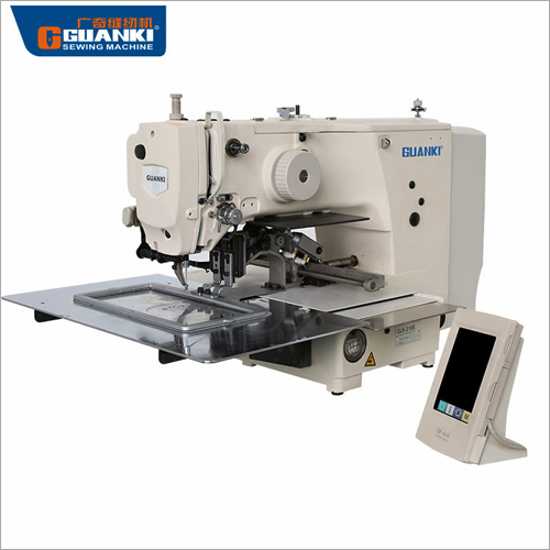 Guanki Pattern Sewing Machine With Input Function