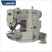 Direct Drive Electric Heavy Duty Bartacking Sewing Machine For Jeans