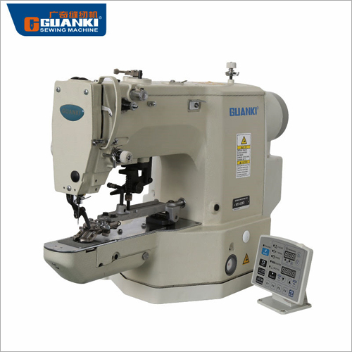 Direct Drive Industrial Electronic Button Attaching Sewing Machine