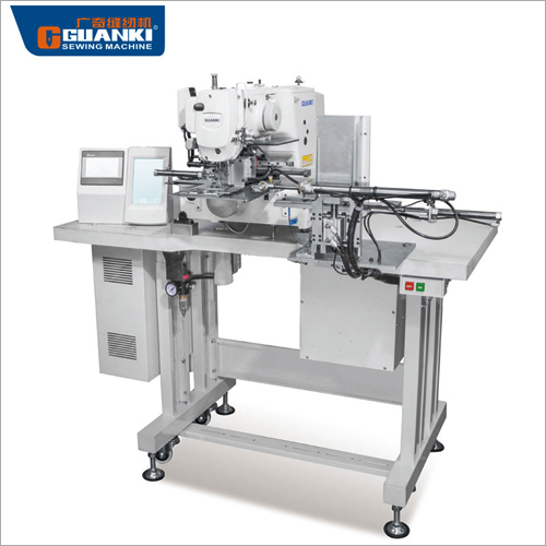 Industrial Heavy Duty Automatic Feeding Leather Sewing Machine