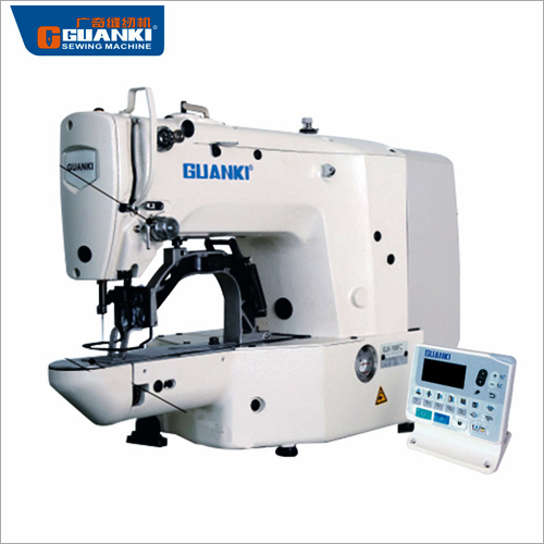 Computer Pattern Bartack Sewing Machine