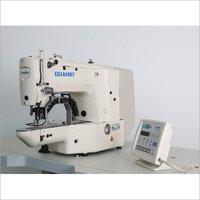 Electronic Bartacking Sewing Machine