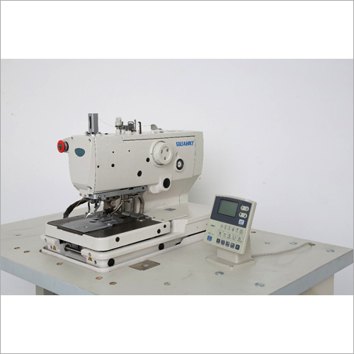 Industrial Eyelet Button Holer Sewing Machine