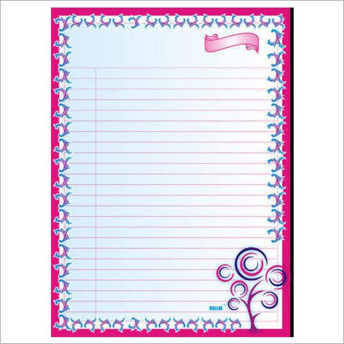 Writing Paper Sheet
