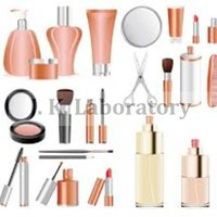 Unknown Cosmetic Products Testing Services