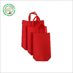 Non Woven Plain Loop Handle Bag
