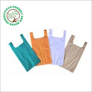 Colorful U Cut Non Woven Bag