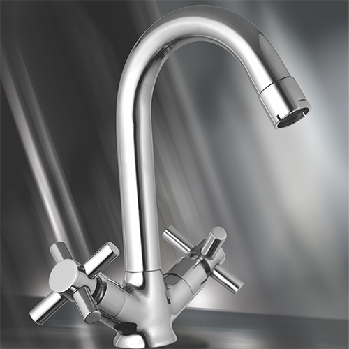 Aster Series Center Hole Basin Mixer