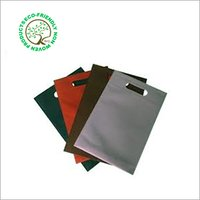 Colorful D Cut Non Woven Bag