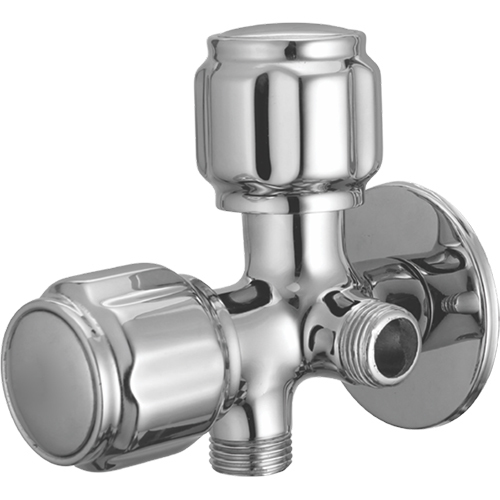 Deluxe Series Two Way Angle Valve