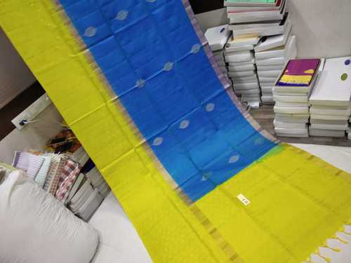 Pure Soft Silk Turning Border Saree
