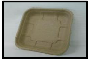 Fruit & Vegetable Tray 130*130*20
