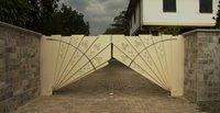 HAND FAN GATE