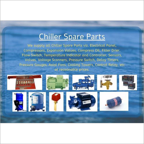 Spare Parts For Chillers