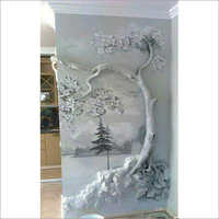 Landscape Tree Wall Mural