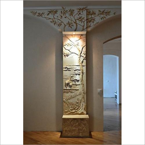 Pillar Tree Mural