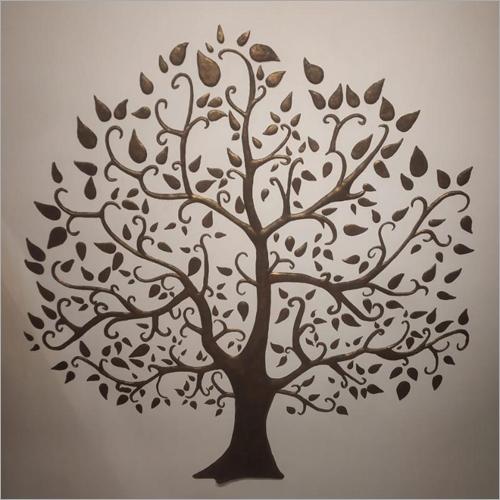 Decorative Tree Design Wall Mural